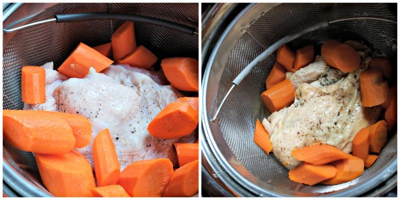 Who said you can only cook turkey in the oven or for Thanksgiving dinner? How to make turkey breast in the instant pot for a meal during the week.