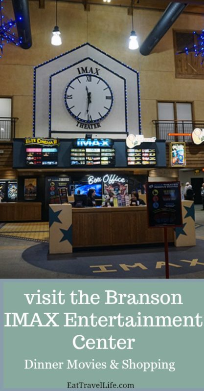 Bucket list for Branson: Branson IMAX. With great food, live shows & the worlds largest IMAX screen you won't be disappointed. Shop their 17 unique stores.