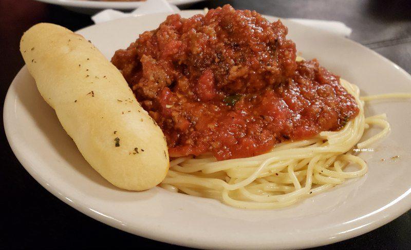 spaghetti Pasghetti's Branson