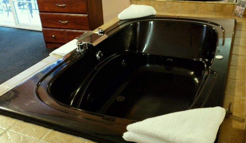 Jetted tub Stone Castle Hotel and Conference Center Branson Missouri