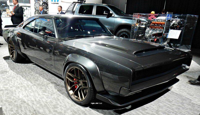 fast cars Detroit Auto Show