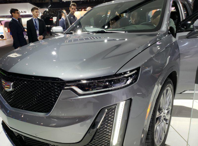Cadillac Detroit Auto Show