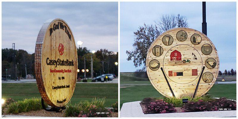 big token coin in Casey Illinois