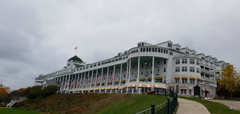 The Grand Hotel Mackinac Island Michigan