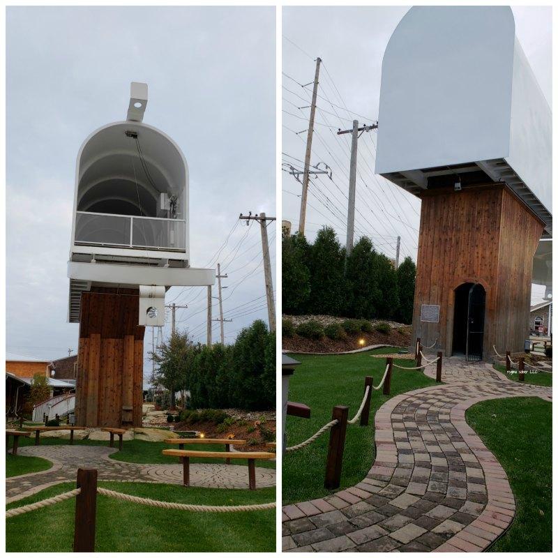World's Largest mailbox in Casey Illinois