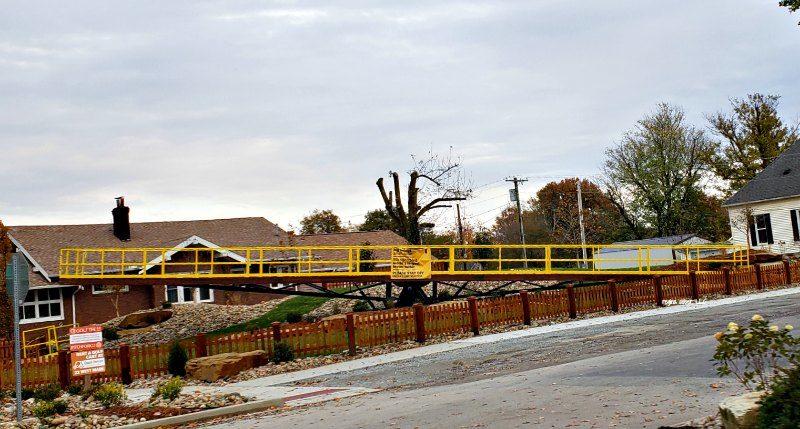 World's Largest teeter totter in Casey Illinois