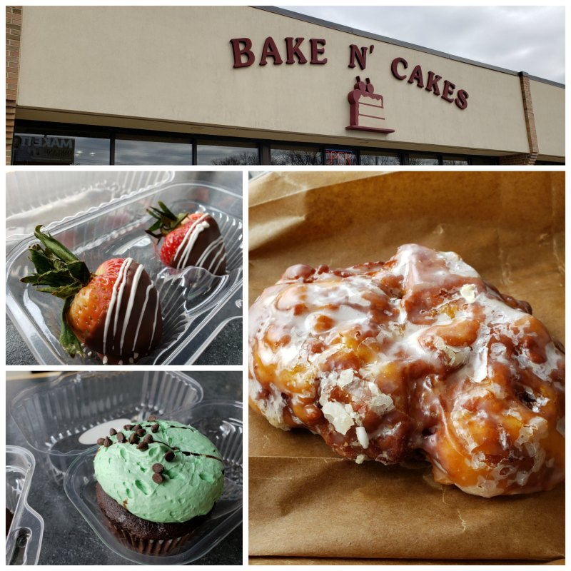 Bake N Cakes Central Lansing Michigan