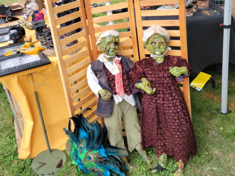 festival of oddities dolls