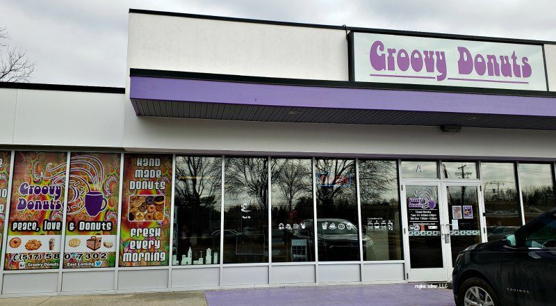 groovy donuts east lansing michigan