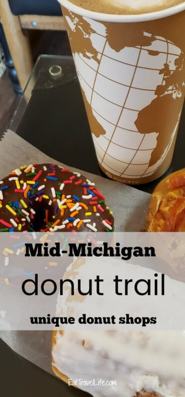 Mid-Michigan has some pretty awesome donut shops. Take a drive on the Mid-Michigan donut trail. We have compiled a list of some great donut shops you'll want to visit again.