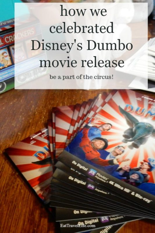 Ever wish you could fly? We got to try too, thanks to the release of Disney's Dumbo movie. Find out how you can grab your own copy and see us soar at the Detroit Flyhouse Circus School.