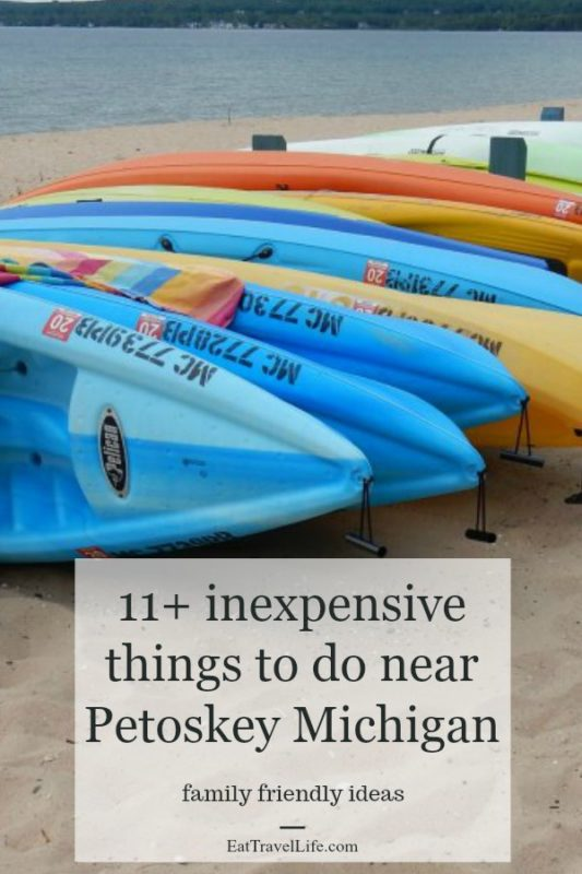 Looking for things to do Harbor Springs Michigan? There are many family friendly things to do and things to do in Petoskey Michigan. We've got a fun list you'll want to check out before your next trip!!