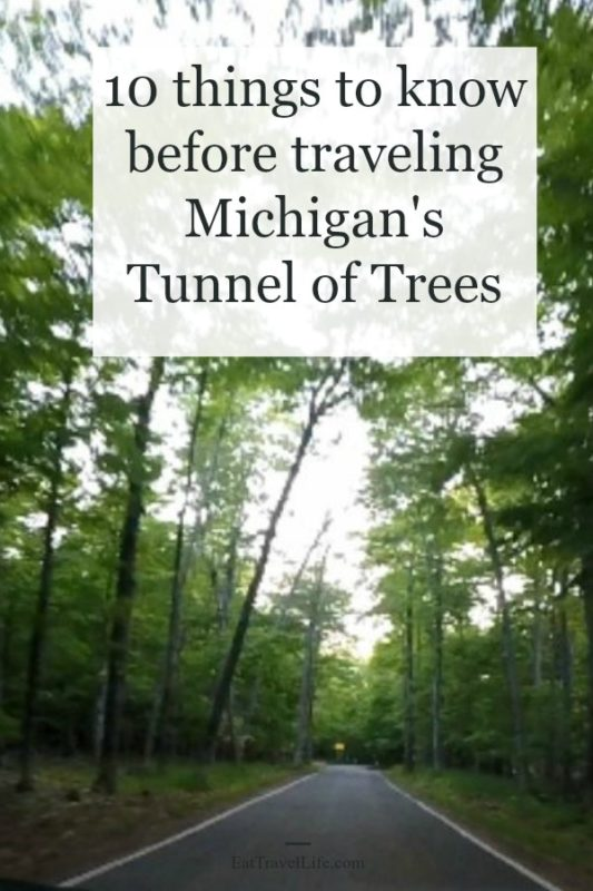 Do you know what to expect when traveling through the gorgeous Tunnel of Trees in Michigan? Here are 10+ tips on things to know before you start your drive....especially if you are taking kids