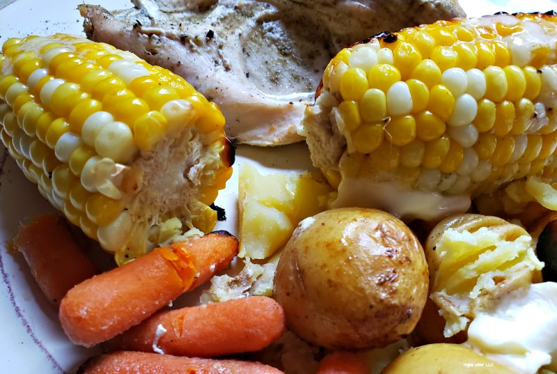 easy campfire meal