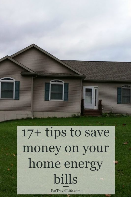 17+ tips you need to know to save money on your homes energy bills.