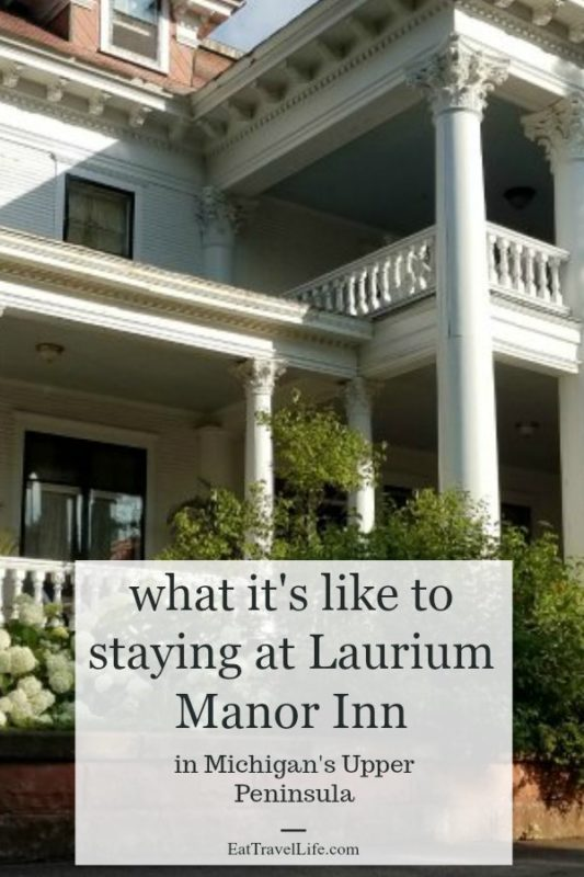 Ever stay in a mansion? See where you can do so affordably in Michigan's Upper Peninsula. Put the Laurium Manor Inn on your bucket list.