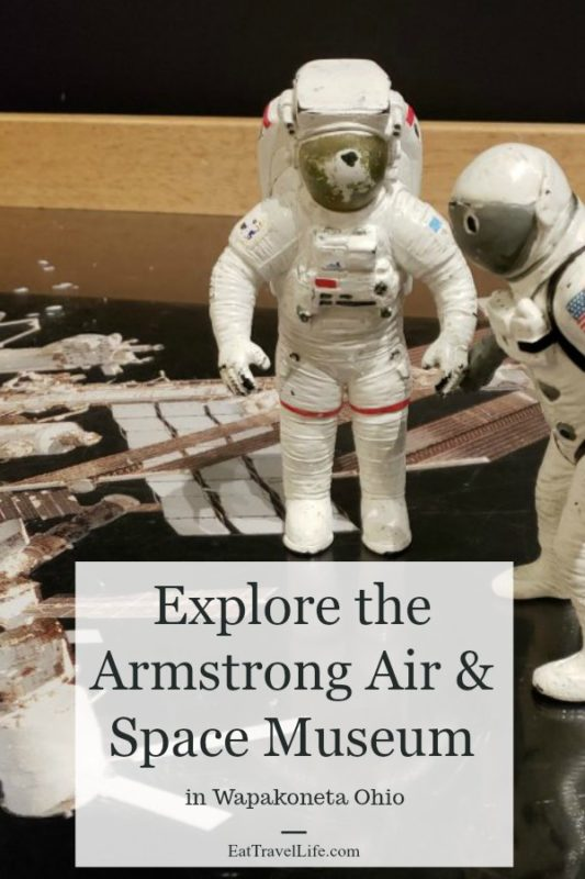 Heard of Wapakoneta Ohio? You should have. It's the hometown of astronaut Neil Armstrong and the Armstrong Air and Space Museum. See why you need to make the stop to see this air and space museum.
