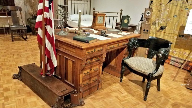furniture owned by the president