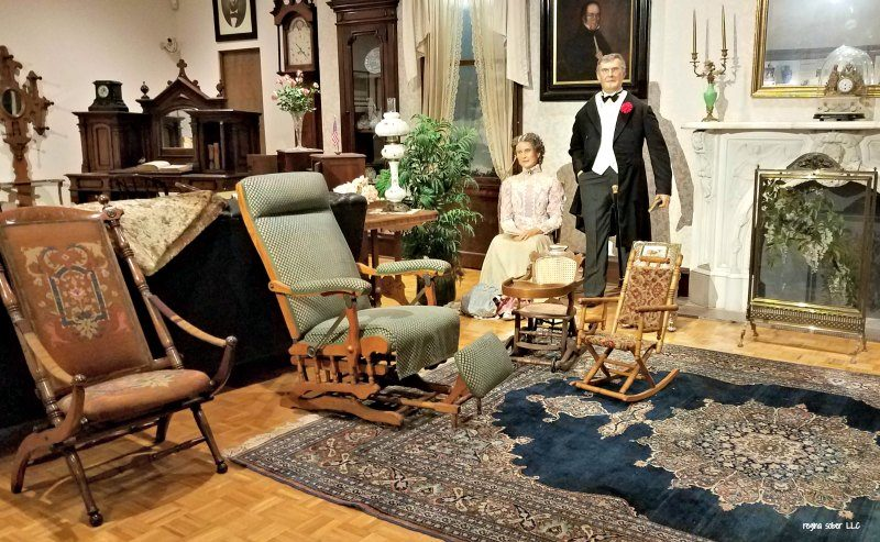 President William McKinley furniture