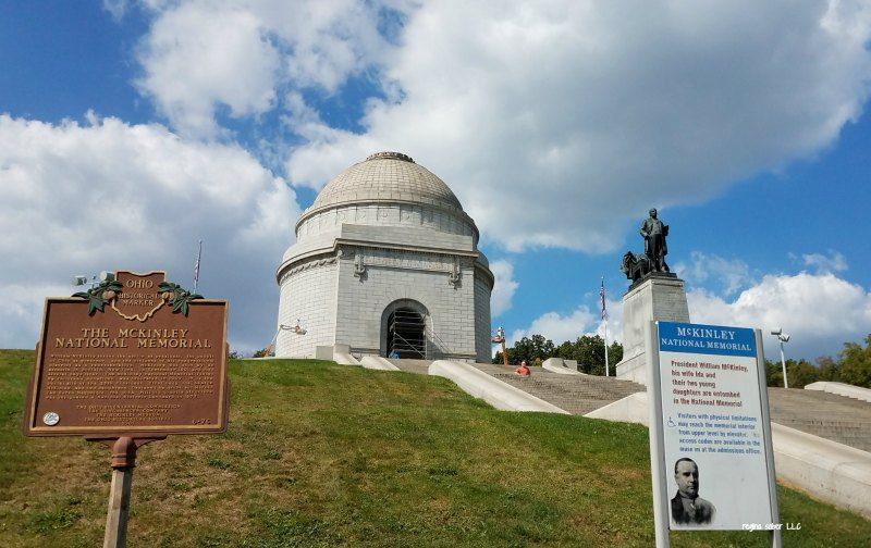 President William McKinley memorial