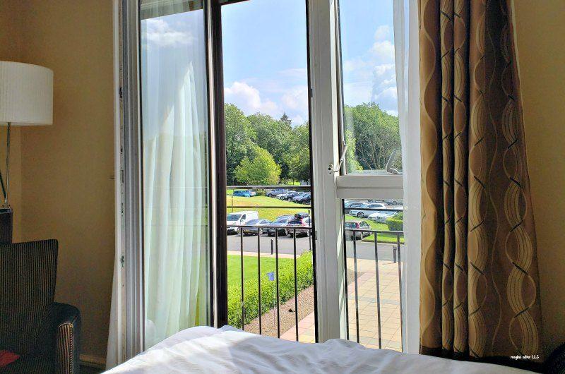 hotel stay window open