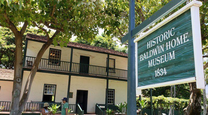 Baldwin House Maui Hawaii