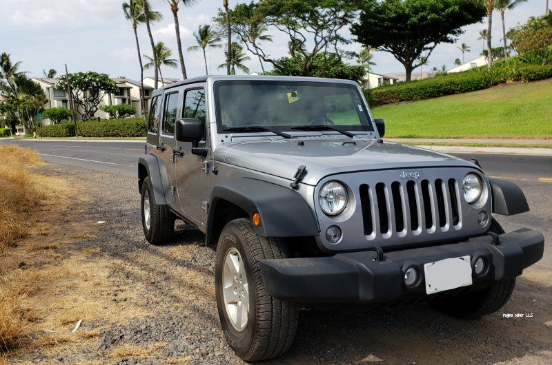 renting jeep maui hawaii
