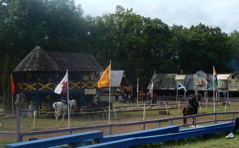 michigan ren festival jousting
