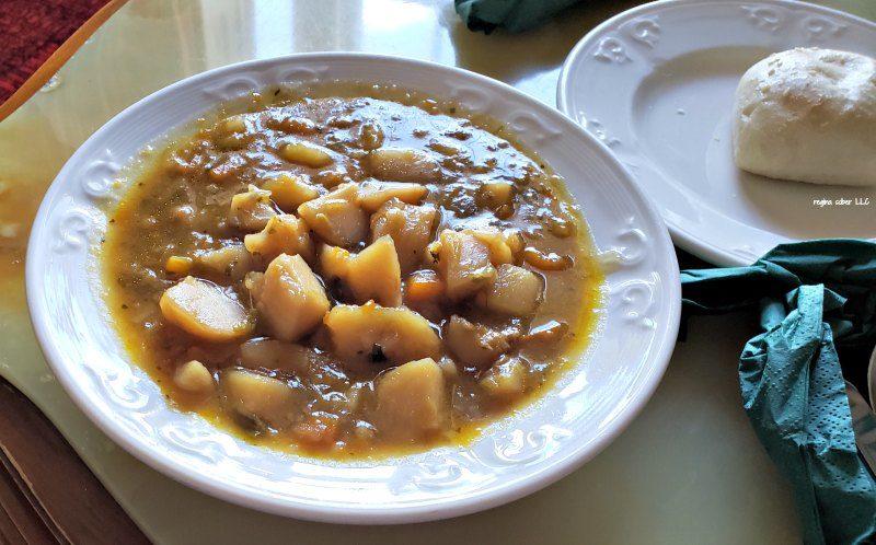 potato soup north west castle scotland