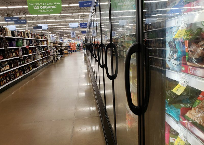 Meijer stores carry Tyson Blackened chicken strips