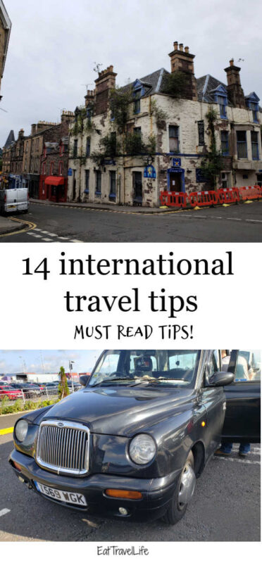 Looking to travel internationally? Here are our 10+ international travel tips to have a better trip. There are things you just need to know before you go.