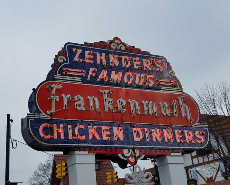 zehnders chicken dinner