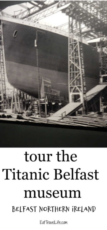 Want to know more about the RMS Titanic? You should come to Belfast and tour the Titanic Belfast Museum. Lots to see in Belfast Northern Ireland learn.