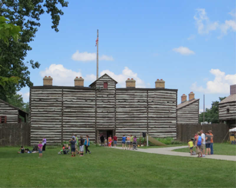 Old Fort Fort Wayne IN