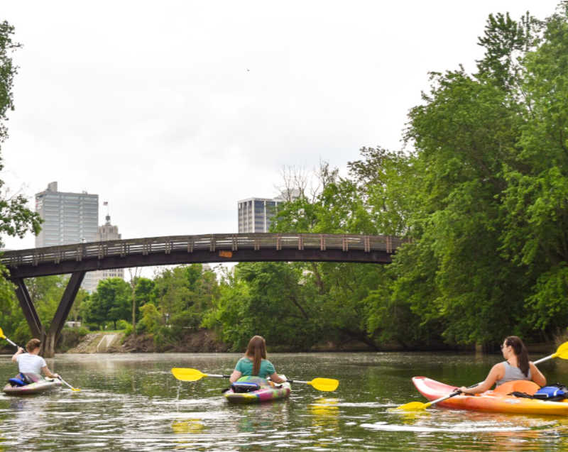 kayak fort wayne indiana