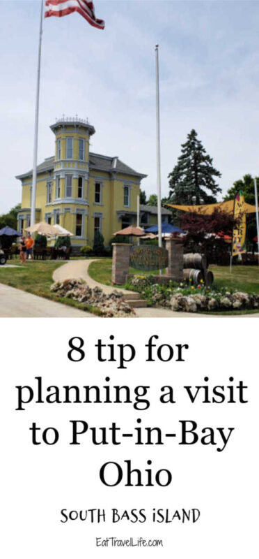 Have you visited Put-In-Bay? It's an island getaway located in Ohio off Catawba Island. Here are 8 things to know to have an awesome time with your family..