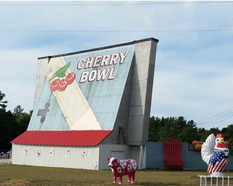 cherry bowl honor michigan