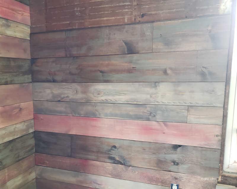 barn wood diy