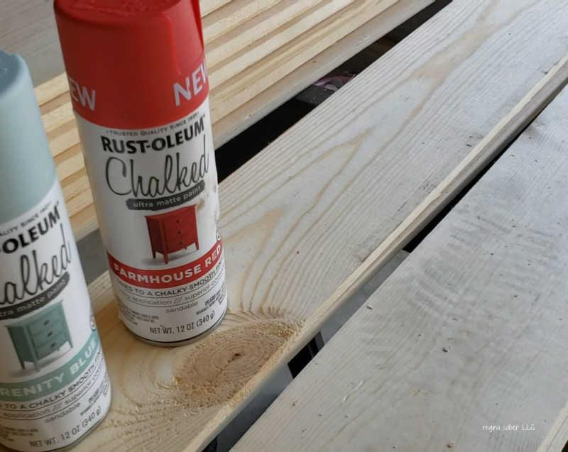 how to make barn wood