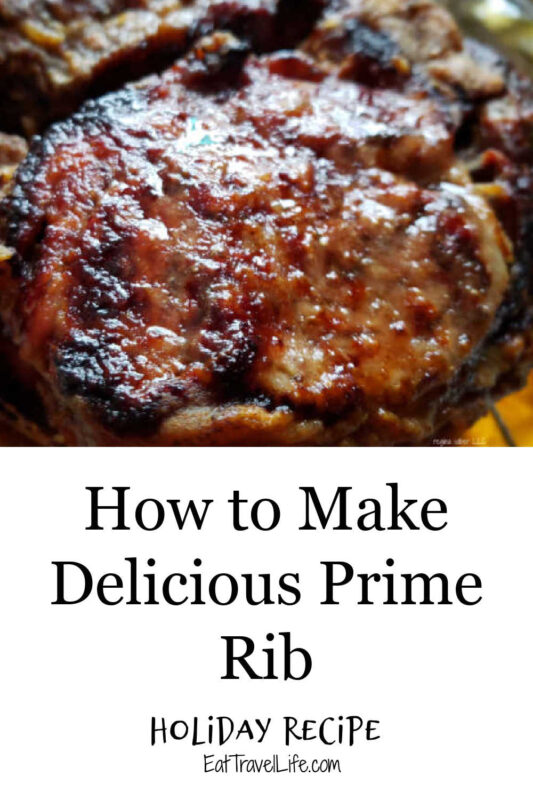Looking for a delicious way to cook your prime rib roast? Lots of flavor and super tasty dish to make for the holidays.