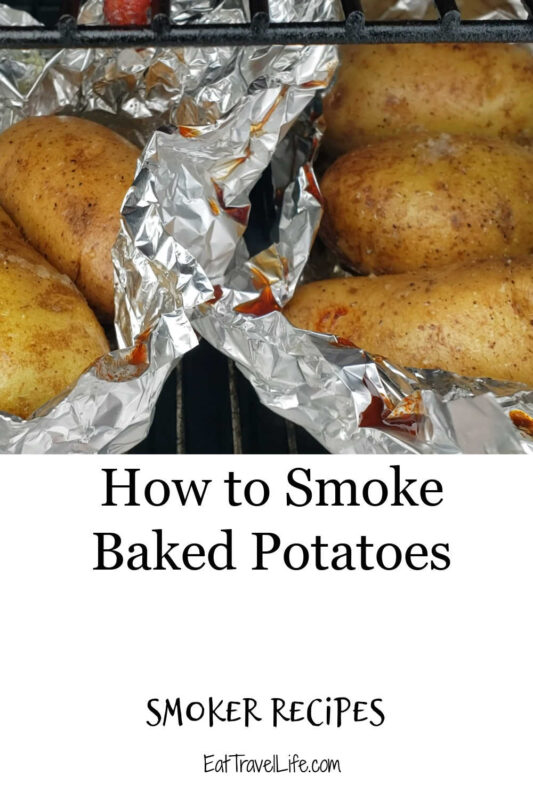 Ever ate a potato that has been smoked? It's got some flavor! We're sharing how you can easily smoke baked potatoes in your smoker.