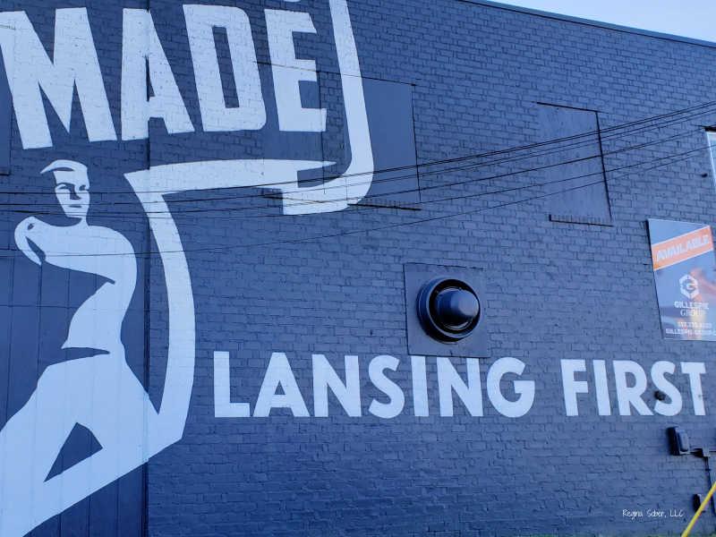 Larch Mural Lansing