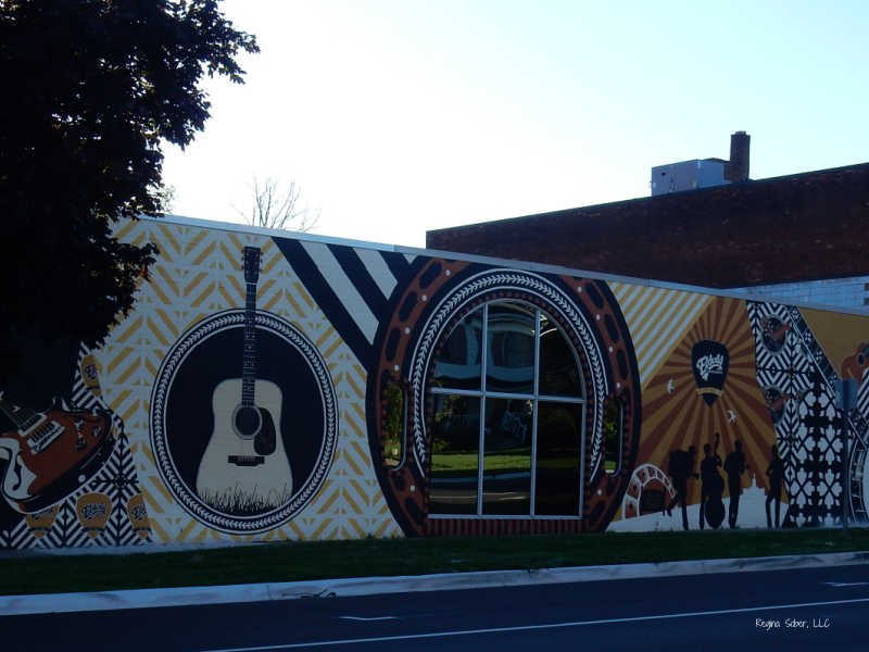 Old Town Mural