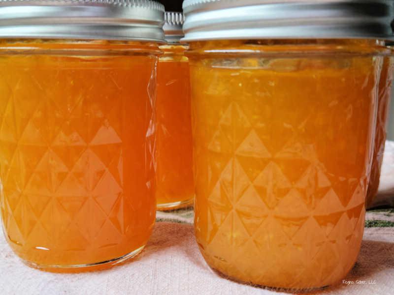 canned orange marmalade