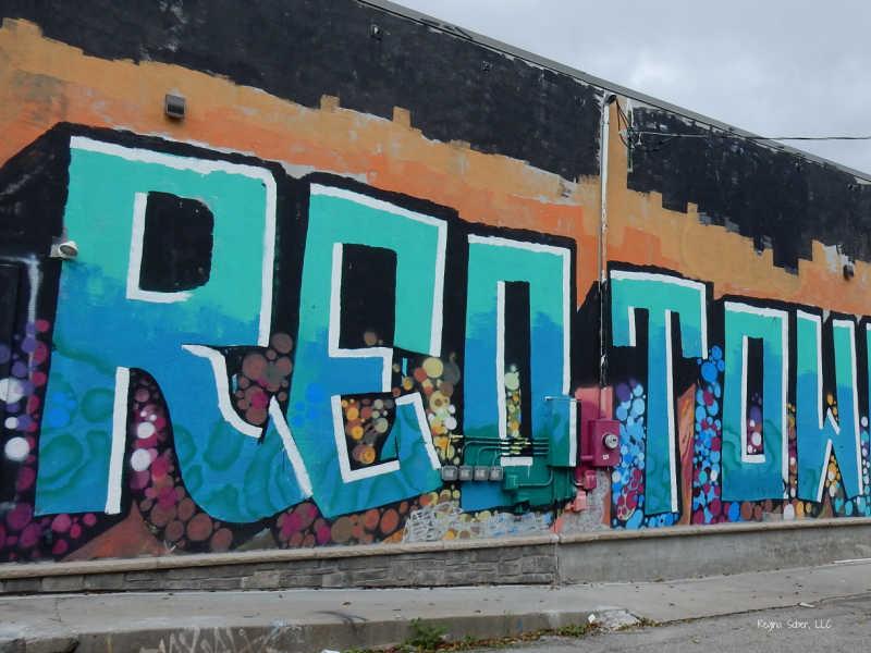 REO Town Mural