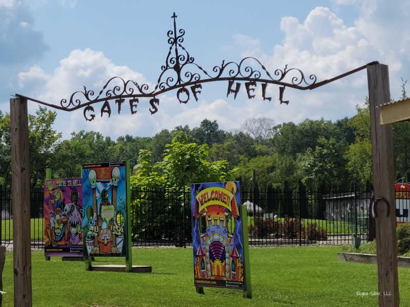 gates of hell michigan