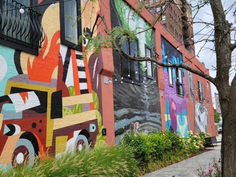 murals jackson michigan