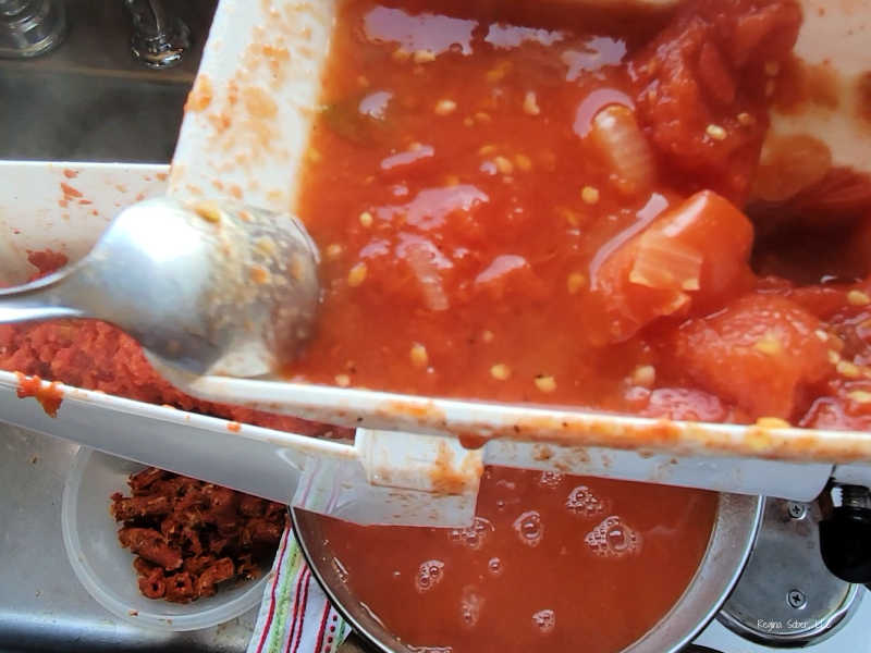 processing roma tomatoes