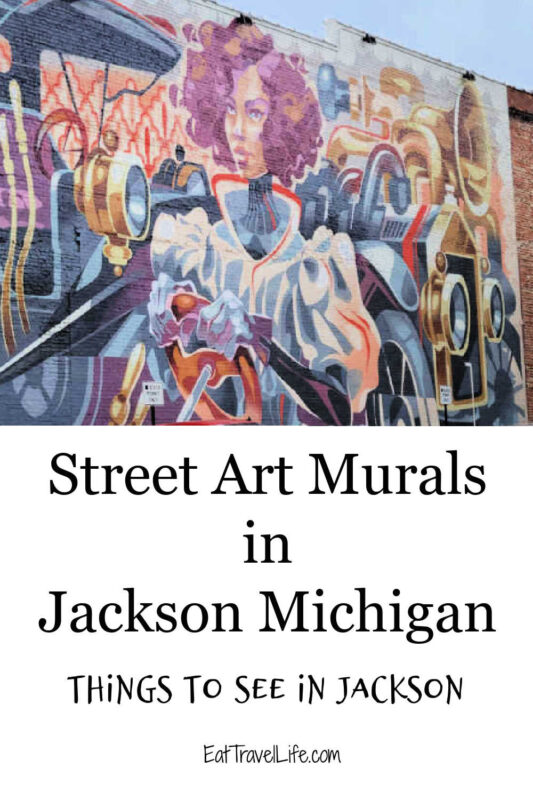 Have you visited Jackson Michigan lately? They have had a Bright Walls project that has added some of the best street art downtown Jackson. Here are a few of our favorites