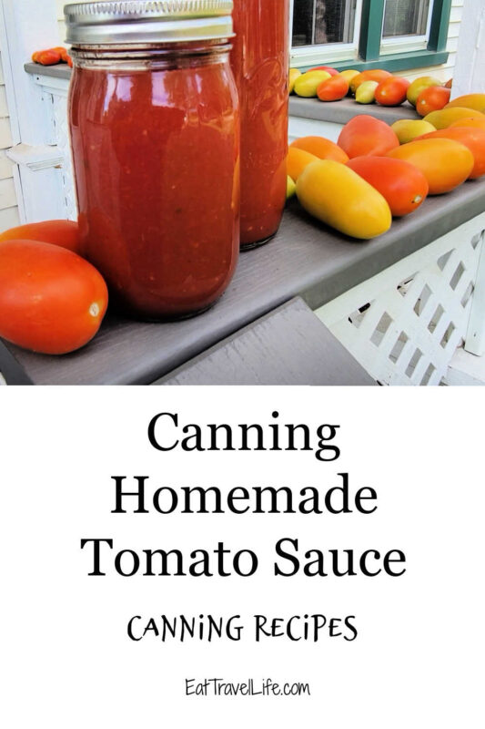 Make your own homemade tomato sauce. Perfect for your lasagna, ziti, spaghetti and pizza. Make delicious food with this sauce.